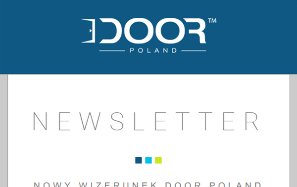 Newsletter DOOR